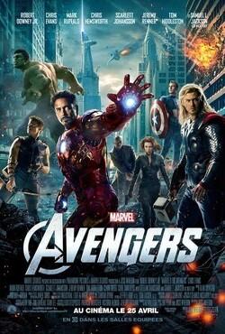 Couverture de Avengers