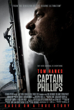 Couverture de Capitaine Phillips