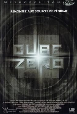 Couverture de Cube, Épisode 3 : Cube Zero