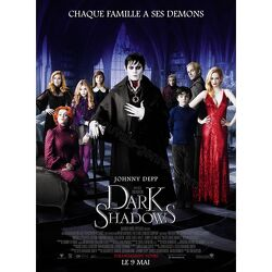 Couverture de Dark Shadows