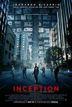 Couverture de Inception