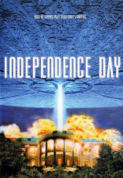 Couverture de Independence day