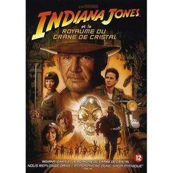 Couverture de Indiana Jones IV : Le royaume du crâne de cristal
