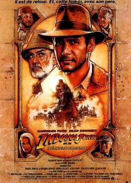 Couverture du livre : Indiana Jones III : La dernière croisade