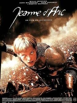 Couverture de Jeanne d'Arc