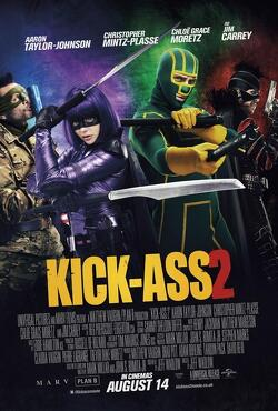 Couverture de Kick-Ass 2