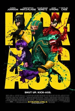 Couverture de Kick-Ass