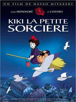 Couverture de Kiki la petite sorcière