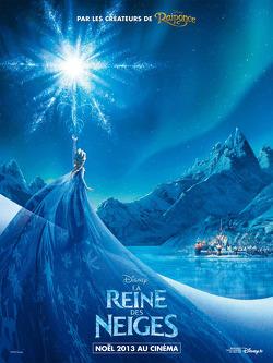 Couverture de La Reine des Neiges