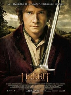 Couverture de Le Hobbit, Épisode 1 : Un voyage inattendu