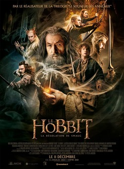 Couverture de Le Hobbit, Épisode 2 : La désolation de Smaug
