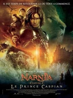 Couverture de Le Monde de Narnia, Chapitre 2 : Le Prince Caspian