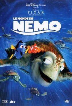 Couverture de Le Monde de Nemo