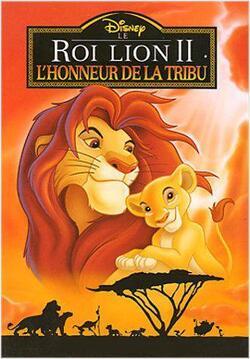 Couverture de Le Roi Lion, Épisode 2 : L'honneur de la tribu