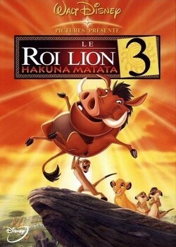 Couverture de Le Roi Lion, Épisode 3 : Hakuna Matata
