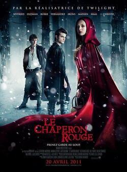 Couverture de Le Chaperon rouge