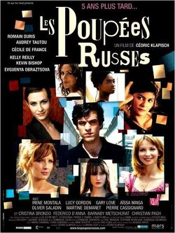 Couverture de Les Poupées russes
