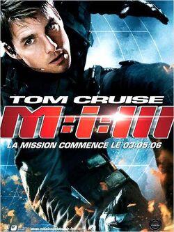 Couverture de Mission: Impossible III