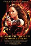 couverture Hunger Games, Episode 2 : L'embrasement