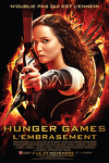 couverture Hunger Games, Episode 2 : L'embrasement