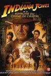 couverture Indiana Jones IV : Le royaume du crâne de cristal