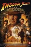 couverture Indiana Jones IV : Le royaume du crâne de cristal