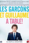 couverture Les garçons et Guillaume, à table !