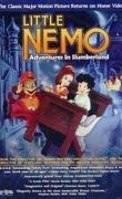 Les merveilleuses aventures de Little Nemo au pays du Slumberland