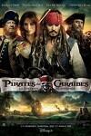 couverture Pirates des Caraïbes, Épisode 4 : La Fontaine de Jouvence