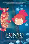 couverture Ponyo sur la falaise