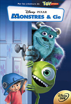 Couverture de Monstres & Cie