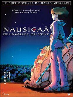 Couverture de Nausicaä de la vallée du vent