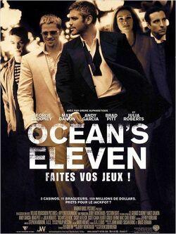 Couverture de Ocean's Eleven