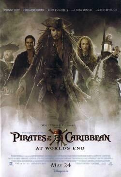 Couverture de Pirates des Caraïbes, Épisode 3 : Jusqu'au bout du monde