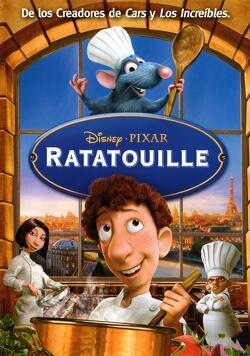 Couverture de Ratatouille