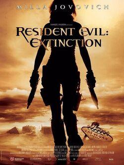 Couverture de Resident Evil, Épisode 3 : Extinction