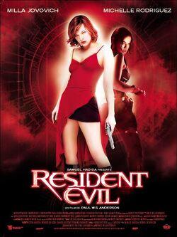 Couverture de Resident Evil