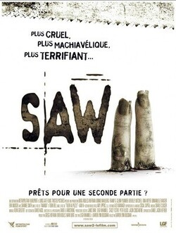 Couverture de Saw 2