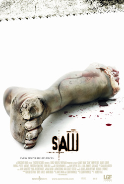 Couverture de Saw