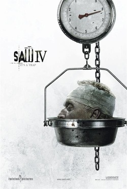 Couverture de Saw 4
