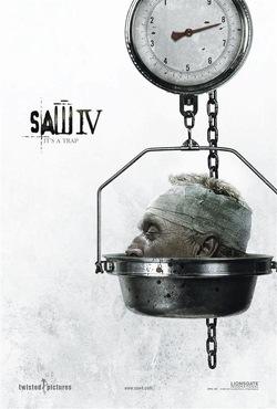 Couverture de Saw 4