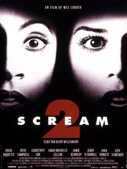 Couverture de Scream 2