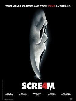 Couverture de Scream 4