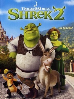 Couverture de Shrek 2