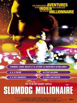 Couverture de Slumdog Millionaire