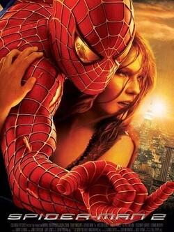 Couverture de Spider-man 2