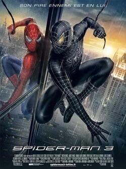 Couverture de Spider-man 3