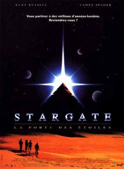 Couverture de Stargate, la porte des étoiles