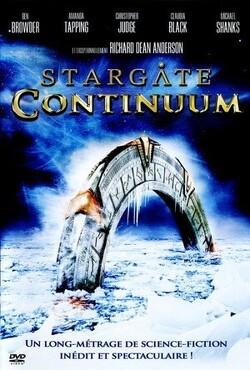 Couverture de Stargate : Continuum