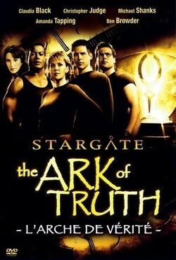 Couverture de Stargate : L'Arche de Vérité
